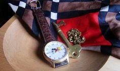 LORUS製 ミッキーマウスの腕時計