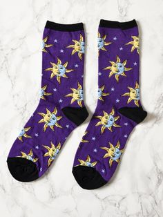 Celestial Socks - Gypsy Warrior