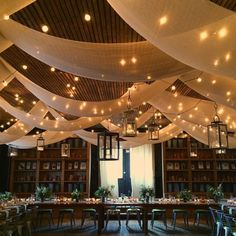 Forks&Brides; — @welaughwelove shared this amazing reception set...