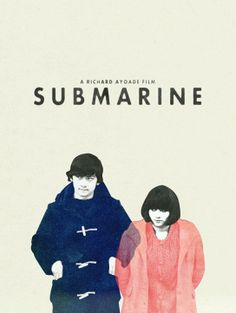 #Submarine #film #poster this film poster is very simplistic and thats what i…