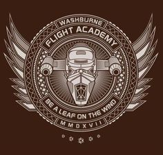 Flight Academy....Be a leaf on the wind.