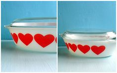 I need to know what this is.  It seems like some modern love child of a kaj franck bowl and a pyrex casserole.