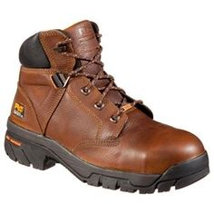 Timberland PRO Helix Safety Toe Work Boots for Men - 10.5 M