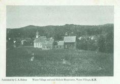 Water Village & Nichols Mountain