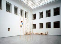 Jürgen Partenheimer – Der Schein der Dinge. Gentle Madness., 2004  Museum am Ostwall Dortmund