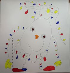 Calder: un diavolo per capello.....e per corpo - Laboratori nelle scuole Alexander Calder, Diy And Crafts, Projects To Try, Shapes, Character, Inspiration, Clowns, Artists, Activities