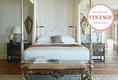 Hey, Mr. Sandman!: Vintage Bedroom Decor