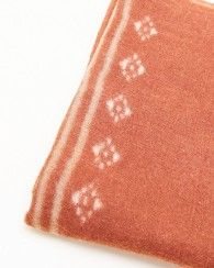 Pomandere Scarf in Coral Red