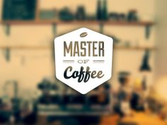 Dribbble - Master of coffee by Olivier Pineda