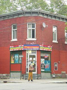 Dépanneur, Pointe Saint-Charles Montreal Ville, Montreal Quebec, Charlevoix, Laval, Canada Eh, Fun Shots, Saint Charles, Destinations, Belle Photo