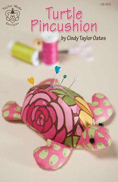 Turtle PincushionLB505