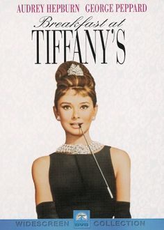 """""""Breakfast at Tiffany's"""" It contains some ugly anachronisms, but Blake Edwards is at his funniest in this iconic classic, and Audrey Hepburn absolutely lights up the screen."""