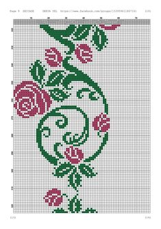 Cross Stitch Bird, Cross Stitch Flowers, Cross Stitch Designs, Cross Stitch Embroidery, Cross Stitch Patterns, Prayer Rug, Needlepoint, Holiday Decor, Top