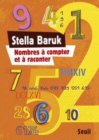Stella Baruk - Nombres à compter et à raconter. Audiobooks, Ebooks, This Book, Reading, Clinique, Maths, Free Apps, Collection, Products
