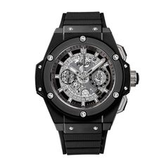 Unico Black Magic – Hublot | WorldTempus