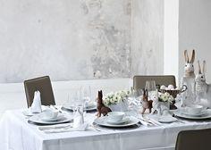 Tisch 3: Klassisch und traditionell zum Abendessen
