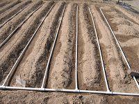 DIY Garden Underground Irrigation System