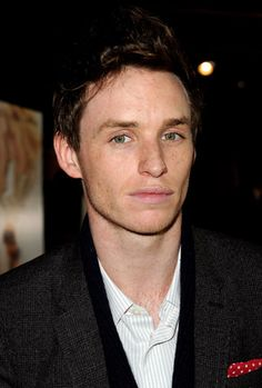 """Eddie Redmayne during promotion for """"The Yellow Handkerchief"""""""