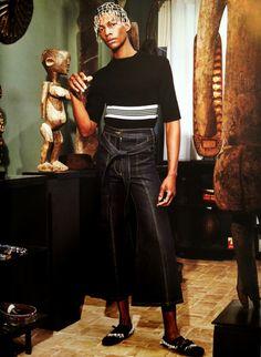 black-boys: Ty Ogunkoya by Dexter Lander | Man About Town Magazine SS 15Styled by Grace Wales Bonner