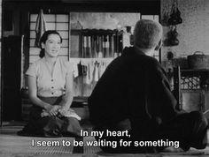 Tokyo Story (Yasujirō Ozu, 1953)