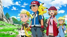 Pokemon Live, Pokemon Ash And Serena, Ashes Love, Mega Evolution, Pokemon Pictures, Weird Creatures, Catch Em All, Boy Art, Anime