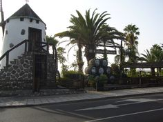 "The most amazing restaurant ever ""El Molino Blanco"" in Tenerife, Canary Islands 2002, 2007 & 2010"