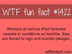 WTF Facts : funny, interesting found on http://wtffunfact.com/