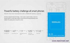 Smartphone ThL 5000, con pantalla Full HD, procesador Octa Core y batería de gran potencia