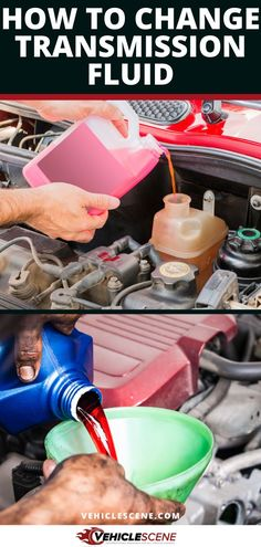 Wondering how to change your car-s transmission fluid yourself? To DIY is not as difficult- Car Accessories For Guys, Garage Repair, Car Essentials, Car Tools, Auto Service, Diy Car, Car Wash, Logo Nasa, You Changed