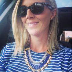 Natalie #versatile #necklace #stelladot Www.stelladot.com/sites/ashleydejong