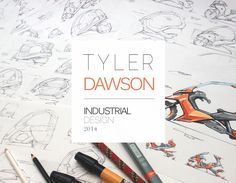 Tyler Dawson Western Washington University Junior Industrial Design Portfolio
