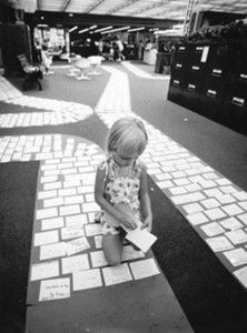 Celebrating Summer Reading: A Visual Guide | Jbrary - the reading brick road is maybe the best incentive idea for SRC ever!!