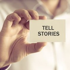 """Gastbeitrag """"Warum Ihnen Geschichten auf Ihren Weg zum Erfolg helfen"""" von Gaby S. Graupner. Mehr Tipps und Tricks zum Thema Präsentieren auf: http://www.smavicon.de/blog"""