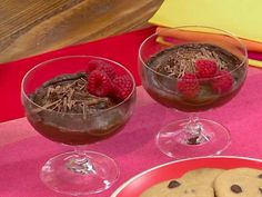 Chocolate Avocado Pudding recipe from The Kitchen via Food Network