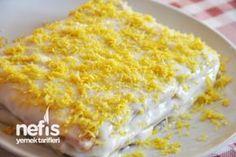 Burçak Bisküvi Pastası Tarifi