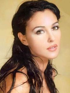Monica Bellucci name is stand for 7th number. Born in 1964 in the Italian village of Città di Castello, Umbria, Bellucci originally pursued a career in the legal profession. She is well known from Matrix movies.