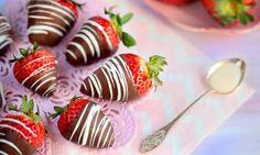Deser truskawka Mini Cupcakes, Party, Food, Essen, Parties, Meals, Yemek, Eten