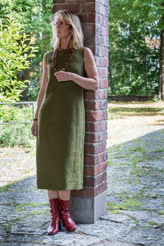 25 bästa bilderna på Klänningar och tunikor i linne. Dresses and ... aeba0d91c562e