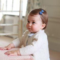Charlotte: un premier anniversaire sous l'objectif de Kate