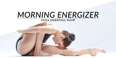 Stretch the entire front and back of the body, build strength and boost your energy levels with this 20 minute full body energizing flow. A morning yoga routine that gives you the amount of stretch and focus you need to have a calm and productive day.