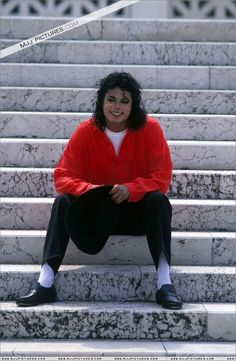 #Michael Jackson in Rome #Italy