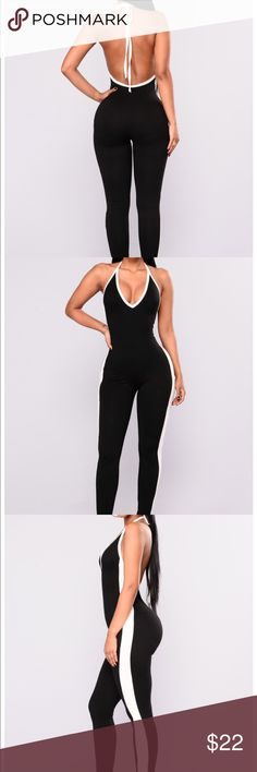 Fashion nova jumpsuit Super comfortable  Soft and stretchy Worn once for a picture Fashion Nova Other