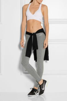 Bodyism | Olivia stretch-jersey sports bra | NET-A-PORTER.COM