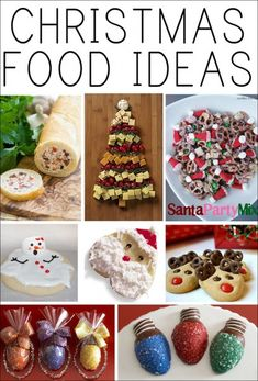 Christmas Food Ideas!