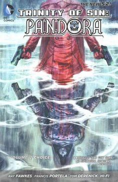 DC Comics Trinity of Sin: Pandora
