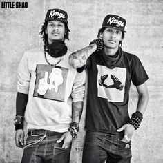 Les Twins HQ Photography (love these guys amazing dancers!)