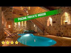 Piscine lussuose private indoor - YouTube