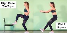 13 No-Equipment Leg Exercises You Can Do at Home