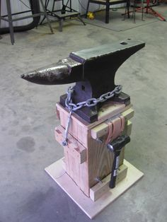 homemade anvils - Google Search