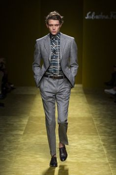 Salvatore Ferragamo Fall/Winter 2016/17 – Milano Moda Uomo - http://olschis-world.de/   #SalvatoreFerragamo #MFW #Menswear